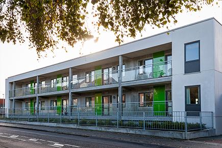 Lejligheder på Nørregade 9 i Hadsten